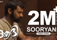 Sooryane Full Video Song